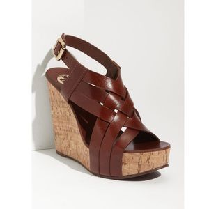 Tory Burch Ace wedge sandals